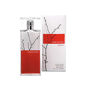 Bouquet Armand Basi In Red EDT Spray, 100 ml