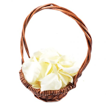Bouquet Petals basket