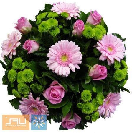 Bouquet Pink sunrise