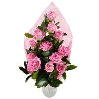 Bouquet Pink flamingos
