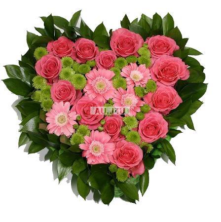 Bouquet Sweet captured