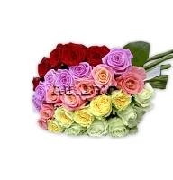 Bouquet Rainbow emotion