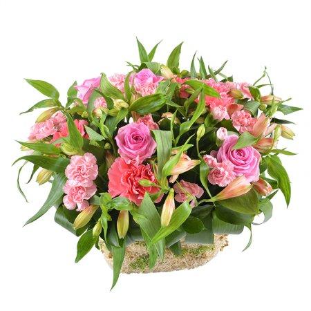 Bouquet Bouquet Pink happiness