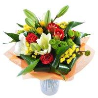 Bouquet Bouquet Parrot