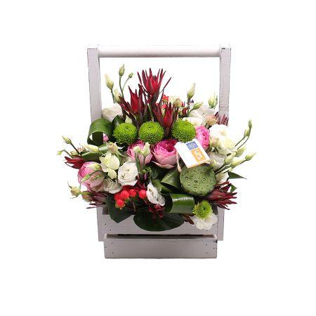 Bouquet Багровый