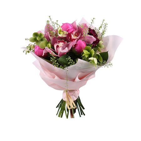 Bouquet Velvet kiss