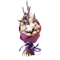 Chocolate bouquet | order now on UFL