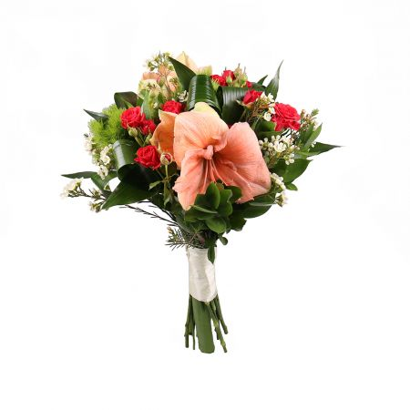 Order the charming bouquet with delivery