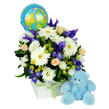 Bouquet Gift Set for Boy