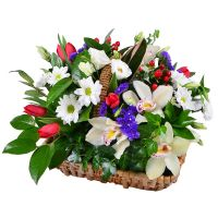 Bouquet Love basket