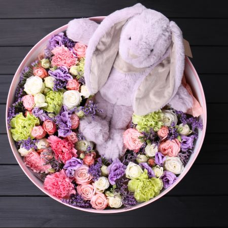 Bouquet For my bunny