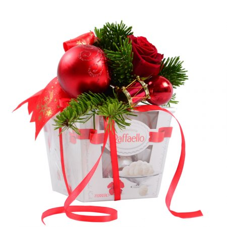 Bouquet Christmas surprise