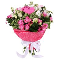 Buy tender flower bouqurt