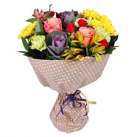 Bouquet Regards