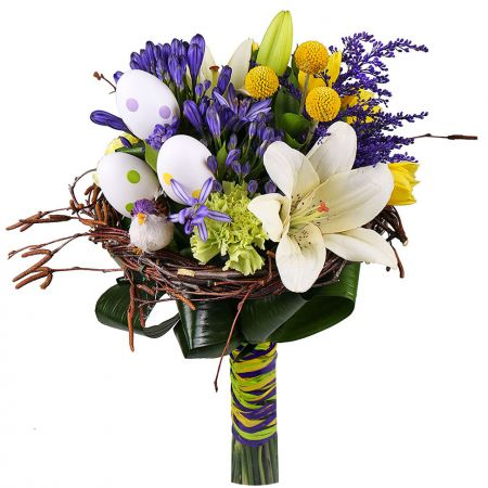 Bouquet Easter miracle