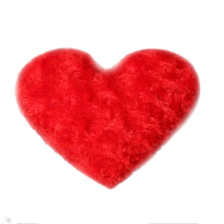 Product Pillow Red Heart medium