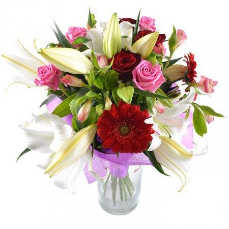 Bouquet Congratulate you
