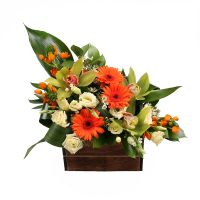 Gift the bouquet to your sweetheart!