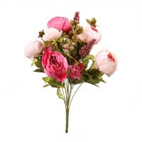 Artificial ranunculus bicolour | buy online