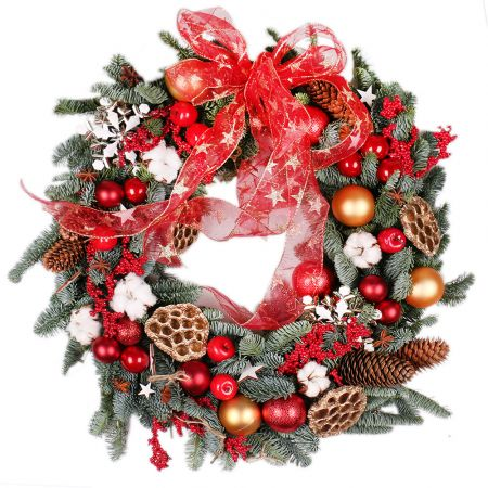 Product Christmas wreath #7