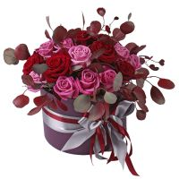 Bouquet Strong attraction