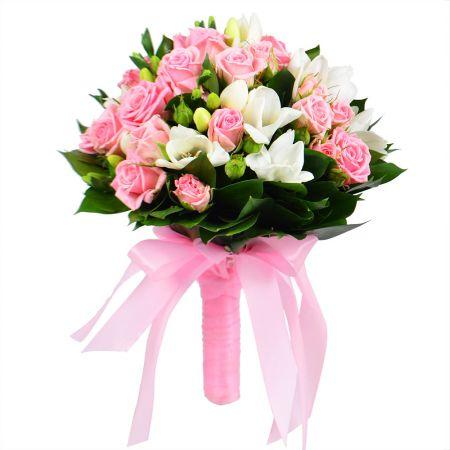 Bouquet Bouquet Pink cloud