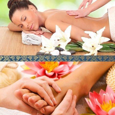 Product Thai massage (700 UAH certificate)