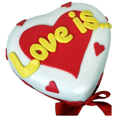 Product Cake to order - Love