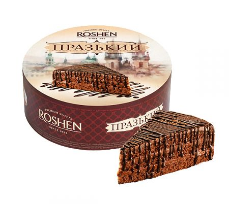 Product Cake - Prague