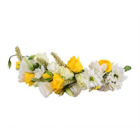 Product Wreath «Wedding field»