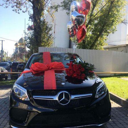 Product VIP композиция на машину