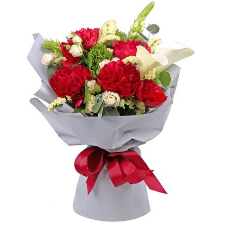 Bouquet Cherry blosson