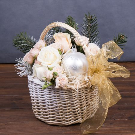 Order the basket in our online shop. Delivery!