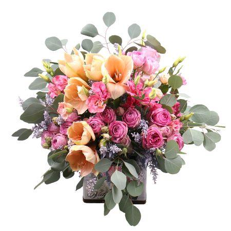 Bouquet Всплеск чувств