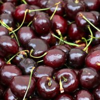 Summer promo: fresh cherry as a gift!
